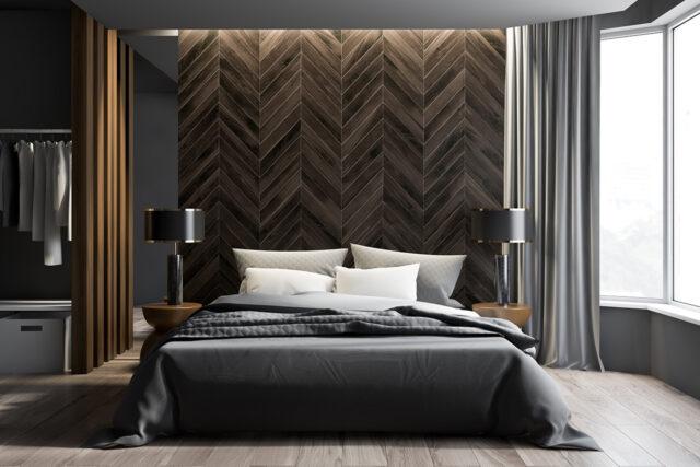 Blog interieur slaapkamer houten vloer eiken